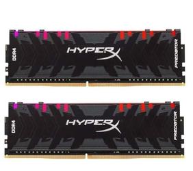 Hyperx pamięć ddr4 predator rgb 16gb28gb3200 cl16