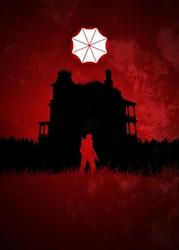 Resident Evil Vintage Poster - plakat Wymiar do wyboru: 40x50 cm