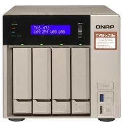 SIECIOWY SERWER PLIKÓW NAS QNAP TVS-473e-8G - Szybka dostawa lub możliwość odbioru w 39 miastach