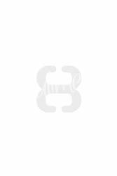 Julimex klips ściągający ramiączka ba 13 biały