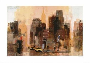 New Yorker, Cabs - reprodukcja