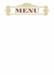 031 menu tablica suchościeralna