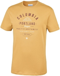 T-shirt męski columbia leathan trail em0729718