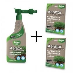 Aerator w płynie 600 ml + 2 szt. koncentrat 30 ml – target