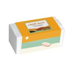 Chill box. zestaw herbat - zestaw 20 herbat w saszetkach 20x 5g8g różnego rodzaju i smaku, prezent upominek podarunek na urodziny, imieniny, rocznicę