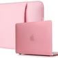 Etui neopren do macbooka air 13 - różowy