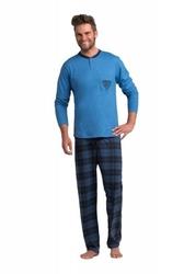 Rossli sam-py-051 piżama męska