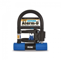 Oxford blokada d-lock z alarmem model alarm-d