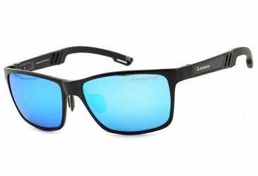Okulary lozano lz-330b polaryzacyjne aluminiowe nerdy
