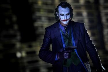 Batman - joker - plakat wymiar do wyboru: 60x40 cm