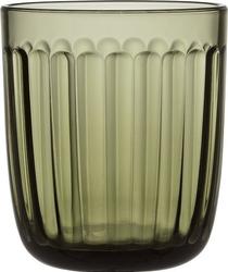 Szklanka raami 2 szt. zielona