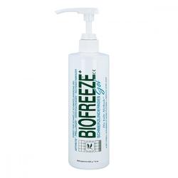 Biofreeze schmerzlinderndes gel spender