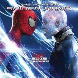 Niesamowity spiderman 2 - oficjalny kalendarz 2015 r.