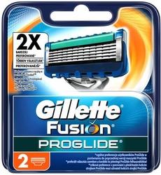 Gillette fusion proglide, wkłady do maszynki do golenia, 5 ostrzy, 2 sztuki