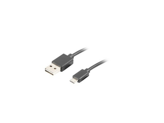 LANBERG Kabel Micro USB - AM 2.0 1,8m Easy-USB czarny
