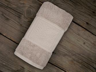 ECCO BAMBOO LEN ręcznik bambusowy GRENO - len
