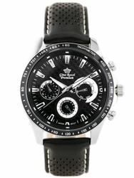 Męski zegarek GINO ROSSI S523A - PREMIUM zg147b