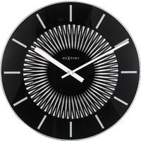 Zegar ścienny pulsujący Radial Nextime 35 cm 8639