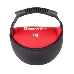 Hantla neoprenowa Bell- bag 2 kg - Insportline - 2 kg