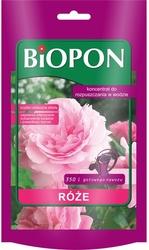 Biopon, koncentrat rozpuszczalny do róż, 350g