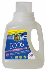 Earth Friendly Products, ECOS Płyn do Prania Lawenda, 1,5