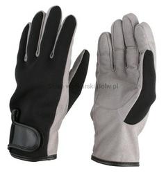 Rękawiczki neoprenowe zimowe wędkarskie Mikado LUX rozm. L