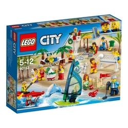 Klocki LEGO City 60153 ZABAWA NA PLAŻY
