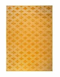 Dywan Laren 160x230cm musztardowy - żółty
