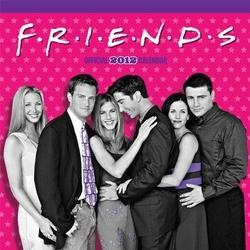 Friends TV, Przyjaciele  - kalendarz 2012 r.