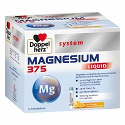 Doppelherz Magnesium 375 Liquid system Trinkampulle n