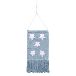 dekoracja na ścianę Stars Blue - Lorena Canals