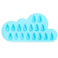 Lodowe krople - Raindrops