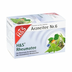 Hs herbatka na reumatyzm torebki