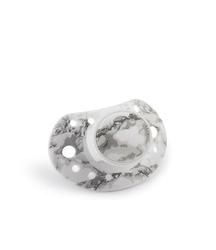 Smoczek Marble Grey