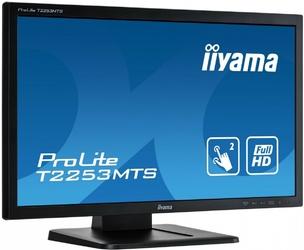 IIYAMA Monitor 21.5 ProLite  T2253MTS-B1  OPTYKA  HDMI  USB  VGA  GŁOŚNIKI