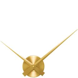 Zegar ścienny Little Big Time Mini Karlsson złoty KA4348GD