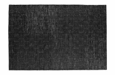Be Pure :: Dywanik jutowy Scenes 70x240 cm - czarny - czarny