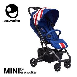 MINI by Easywalker Buggy XS Wózek spacerowy z osłonką przeciwdeszczową Union Jack Classic
