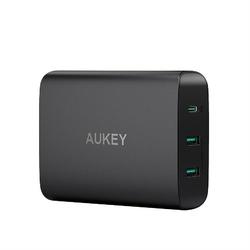 AUKEY Ładowarka sieciowa ultraszybka PA-Y12 3xUSB Power Delivery 3.0 7.8A 72W