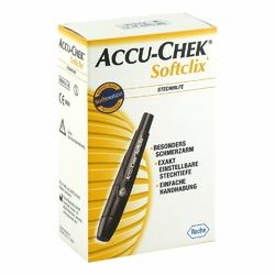 Accu Chek Softclix nakłuwacz czarny