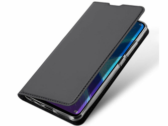 Etui Dux Ducis Skin Huawei Honor 8X Szare - Szary
