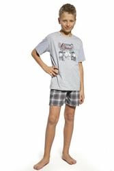 Cornette 9061 Champion melanż piżama chłopięca