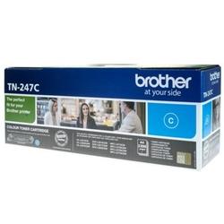 Toner Oryginalny Brother TN-247C TN-247C Błękitny - DARMOWA DOSTAWA w 24h