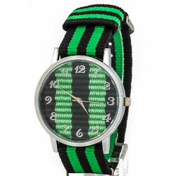Zegarek kolor zielony - zielony