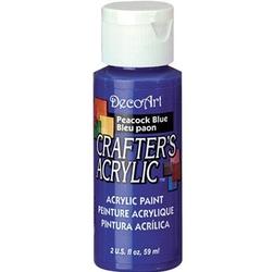 Farba akrylowa Crafters Acrylic 59 ml- niebieski - NIE