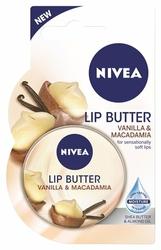 Nivea Vanilla Macadamia, balsam do ust
