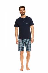 Henderson Urge 36830-59X Granatowa piżama męska