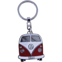 Brelok do kluczy samochodowych VW T1 Bus czerwony BR-BUKH01