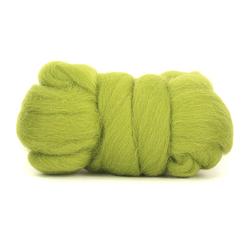 Czesanka pd amerykańska 50g - zieleń jasna - ZIELJAS