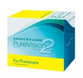 PureVision 2 for Presbyopia, 6 szt.